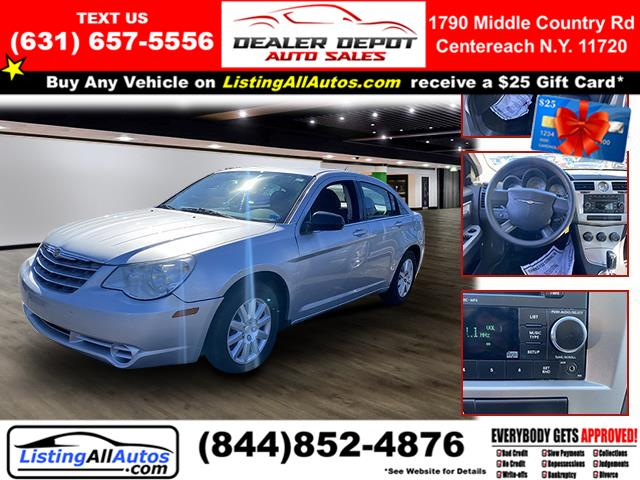 Used Chrysler Sebring 4dr Sdn LX  *Ltd Avail* 2009 | www.ListingAllAutos.com. Patchogue, New York