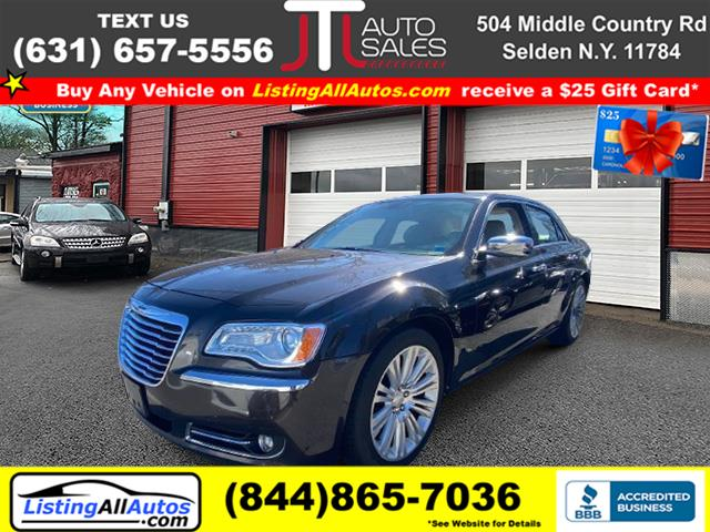 Used 2012 Chrysler 300 in Patchogue, New York | www.ListingAllAutos.com. Patchogue, New York