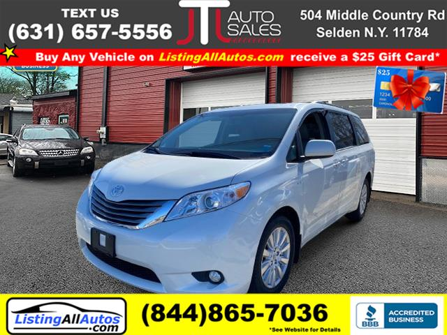 Used 2017 Toyota Sienna in Patchogue, New York | www.ListingAllAutos.com. Patchogue, New York