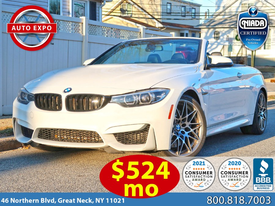 Used 2018 BMW M4 in Great Neck, New York | Auto Expo Ent Inc.. Great Neck, New York