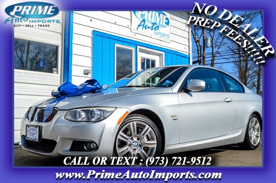 Used BMW 3 Series 2dr Cpe 335i xDrive AWD 2012 | Prime Auto Imports. Bloomingdale, New Jersey