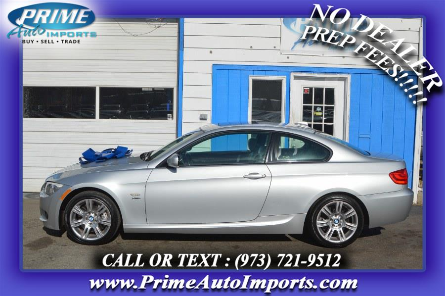 Used BMW 3 Series 2dr Cpe 335i xDrive AWD 2012   Prime Auto Imports. Bloomingdale, New Jersey