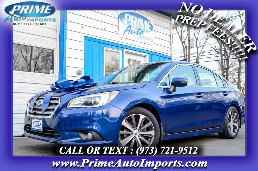 Used 2016 Subaru Legacy in Bloomingdale, New Jersey | Prime Auto Imports. Bloomingdale, New Jersey