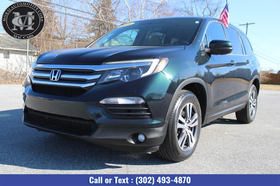 Used Honda Pilot AWD 4dr EX-L 2016   Morsi Automotive Corp. New Castle, Delaware
