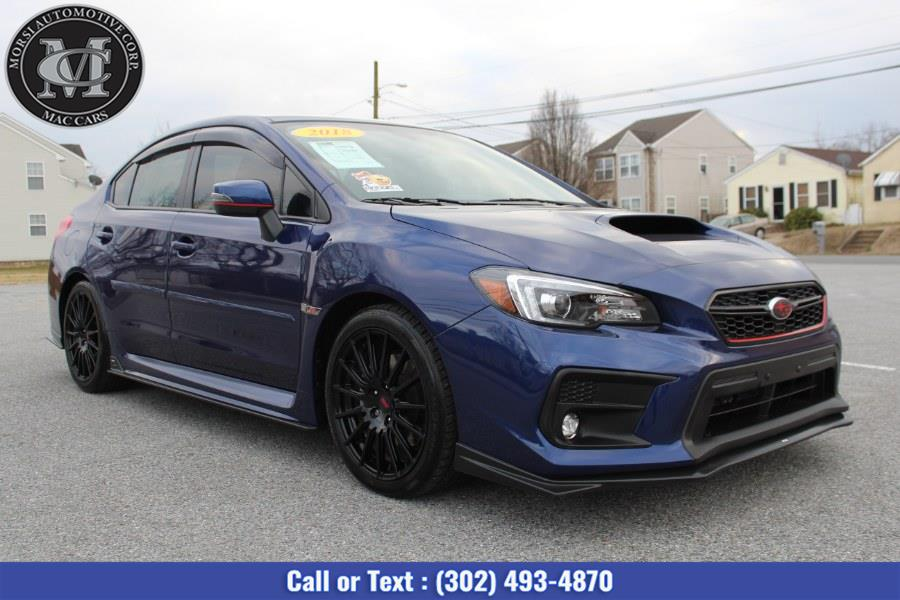 Used Subaru WRX Limited CVT 2018 | Morsi Automotive Corp. New Castle, Delaware