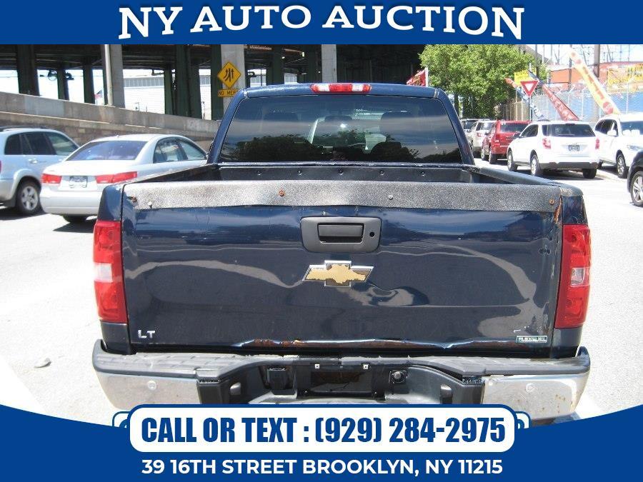 "Used Chevrolet Silverado 1500 4WD Ext Cab 143.5"" LT 2011 | NY Auto Auction. Brooklyn, New York"