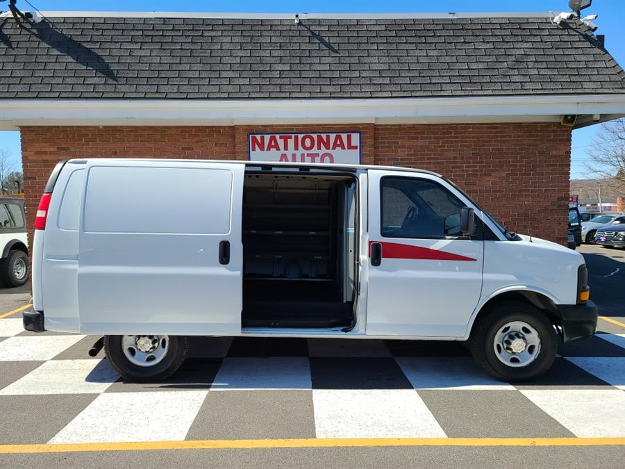 "Used Chevrolet Express Cargo Van RWD 3500 135"" 2013 