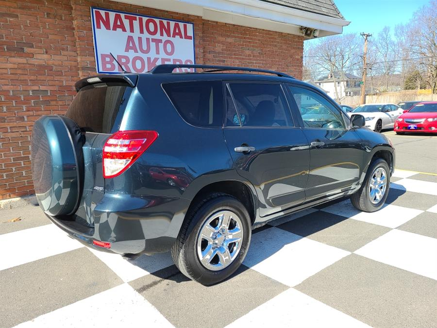 Used Toyota RAV4 4WD 4dr AT 2010 | National Auto Brokers, Inc.. Waterbury, Connecticut