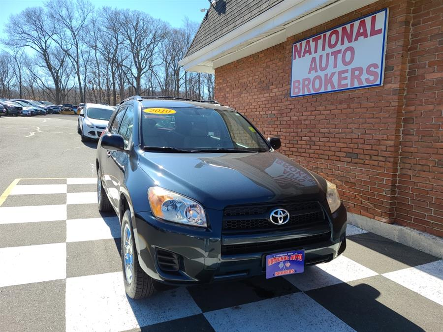 Used 2010 Toyota RAV4 in Waterbury, Connecticut | National Auto Brokers, Inc.. Waterbury, Connecticut