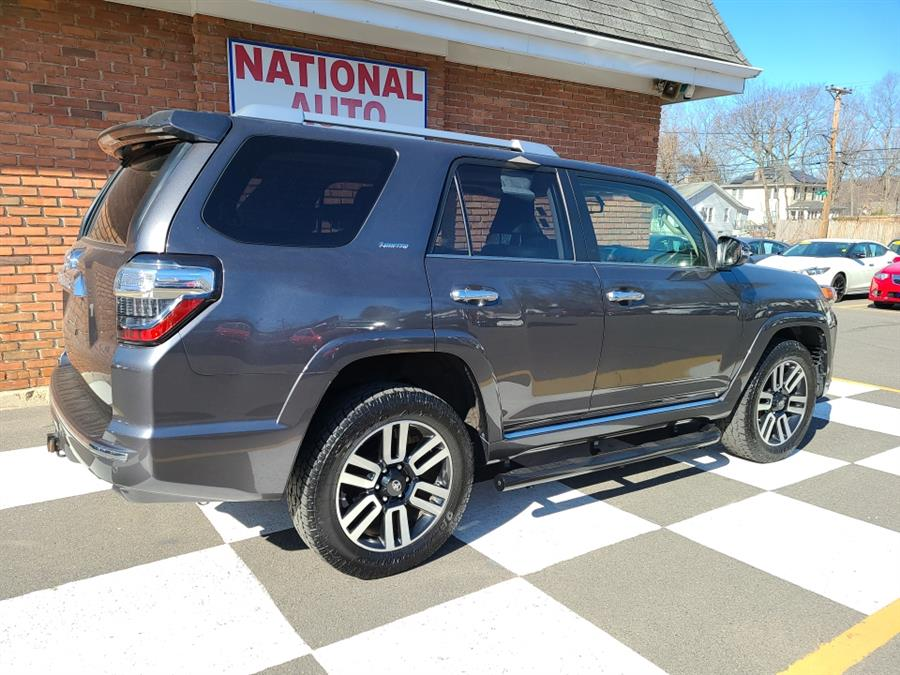 Used Toyota 4Runner Limited 4WD 2017   National Auto Brokers, Inc.. Waterbury, Connecticut
