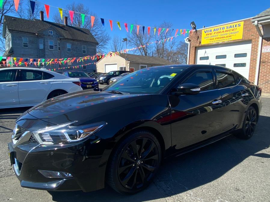 Used Nissan Maxima SR 2017 | VEB Auto Sales. Hartford, Connecticut