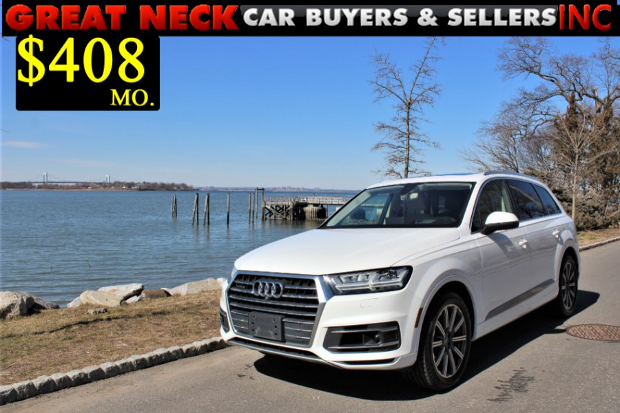 Used 2017 Audi Q7 in Great Neck, New York