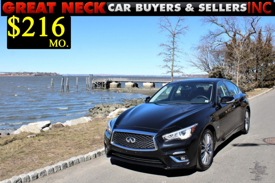 Used 2018 INFINITI Q50 in Great Neck, New York