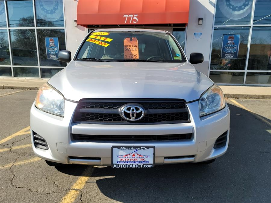 2010 Toyota RAV4 4WD 4dr 4-cyl 4-Spd AT, available for sale in West Haven, CT