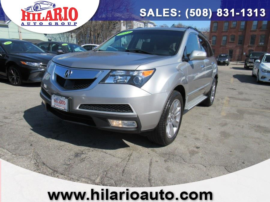Used 2013 Acura MDX in Worcester, Massachusetts | Hilario's Auto Sales Inc.. Worcester, Massachusetts