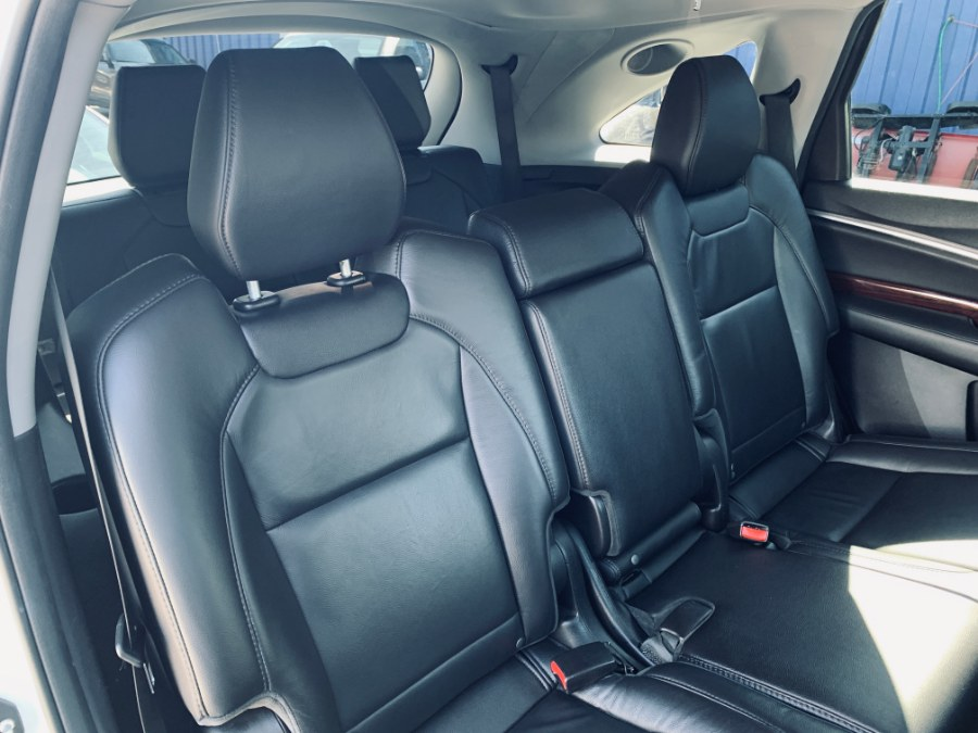 Used Acura MDX SH-AWD 4dr w/Tech 2016   Second Street Auto Sales Inc. Manchester, New Hampshire