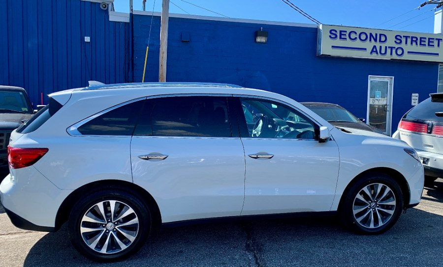 Used 2016 Acura MDX in Manchester, New Hampshire | Second Street Auto Sales Inc. Manchester, New Hampshire