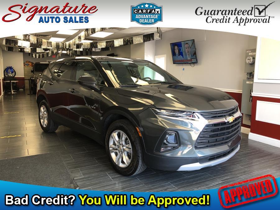 Used 2020 Chevrolet Blazer in Franklin Square, New York | Signature Auto Sales. Franklin Square, New York