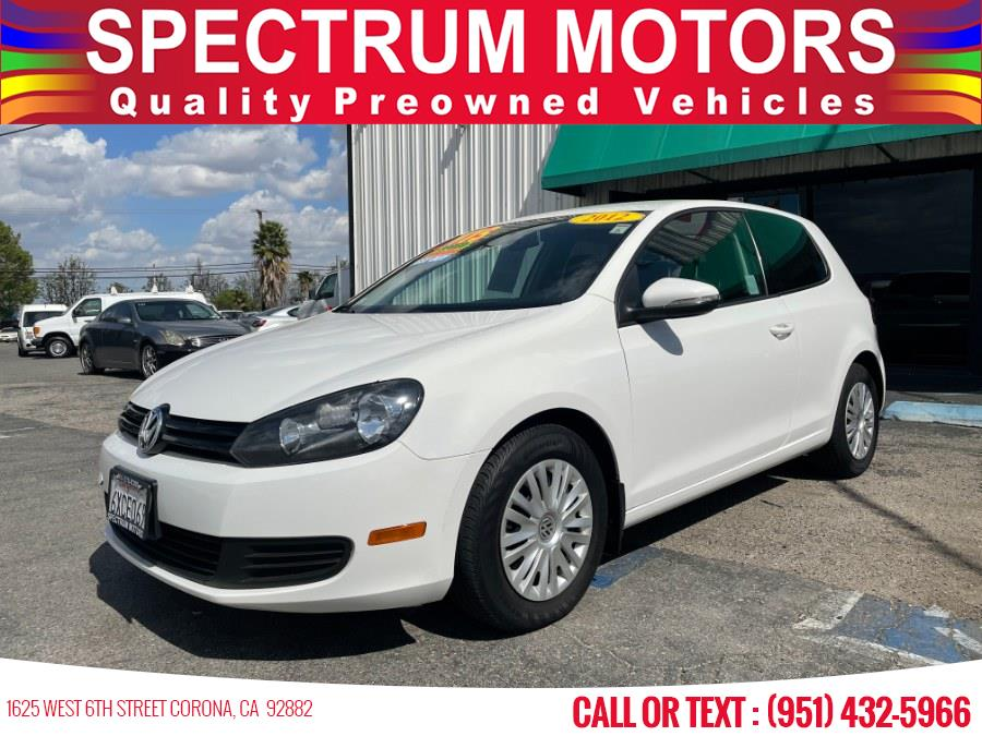 Used Volkswagen Golf 2dr HB Man PZEV 2012 | Spectrum Motors. Corona, California