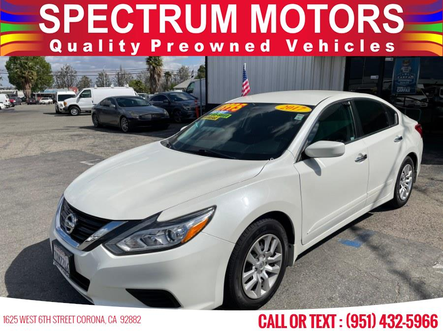 Used Nissan Altima 2.5 SL Sedan 2017 | Spectrum Motors. Corona, California