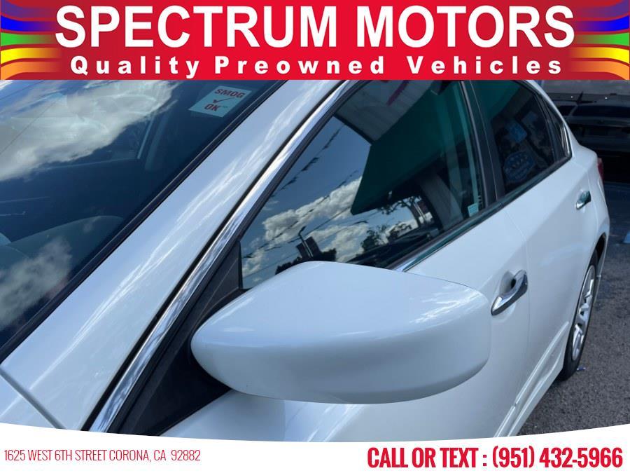 Used Nissan Altima 2.5 SL Sedan 2017   Spectrum Motors. Corona, California