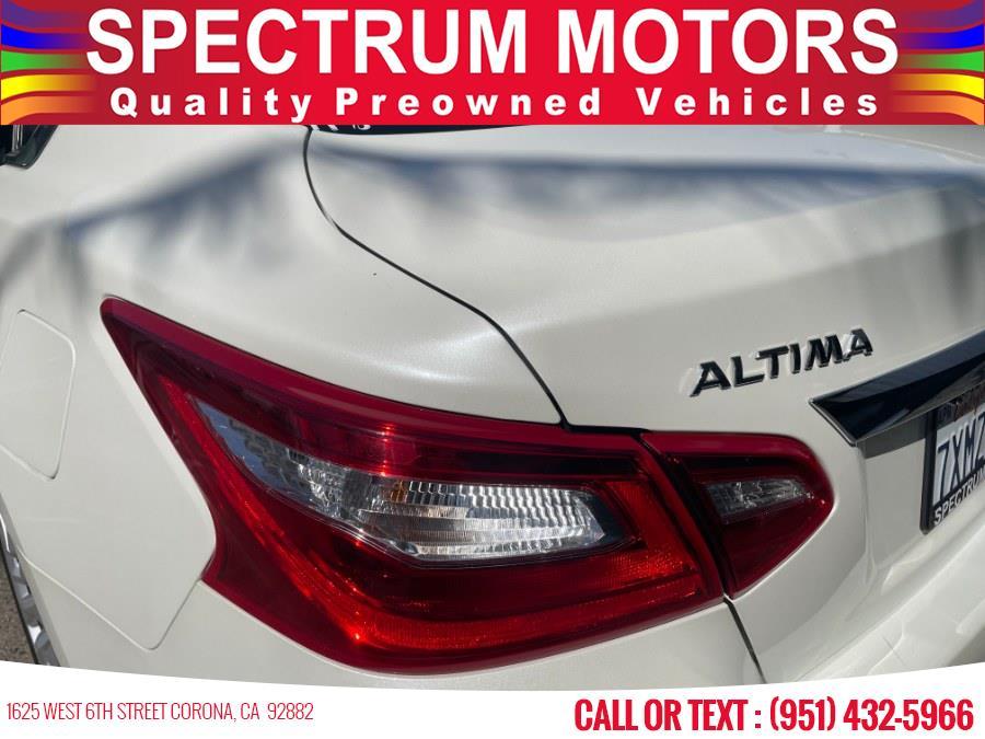 Used Nissan Altima 2.5 SL Sedan 2017 | Spectrum Motors. Corona, California