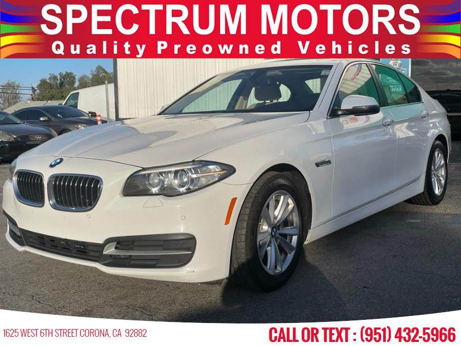 Used BMW 5 Series 4dr Sdn 528i RWD 2014 | Spectrum Motors. Corona, California