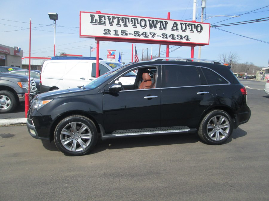 Used Acura MDX AWD 4dr Advance/Entertainment Pkg 2011 | Levittown Auto. Levittown, Pennsylvania