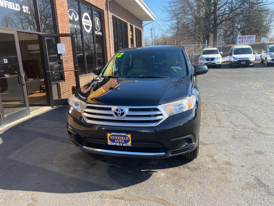 Used Toyota Highlander 4WD 4dr V6 SE (Natl) 2012 | Newfield Auto Sales. Middletown, Connecticut