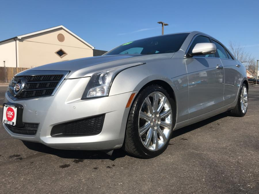 Used 2013 Cadillac ATS in Hartford, Connecticut | Lex Autos LLC. Hartford, Connecticut