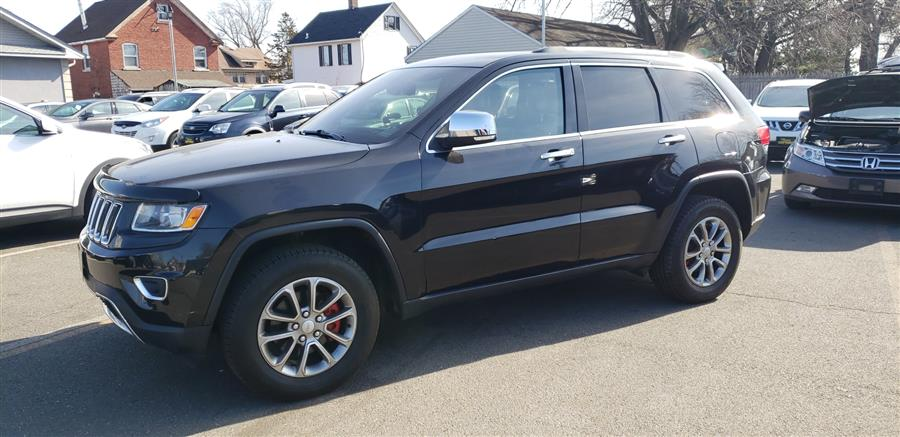 Used Jeep Grand Cherokee 4WD 4dr Limited 2014 | Victoria Preowned Autos Inc. Little Ferry, New Jersey