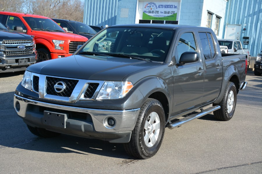Used 2010 Nissan Frontier in Ashland , Massachusetts | New Beginning Auto Service Inc . Ashland , Massachusetts