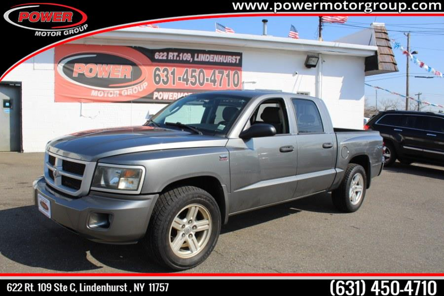 Used Ram Dakota 4WD Crew Cab Bighorn/Lonestar 2011 | Power Motor Group. Lindenhurst , New York