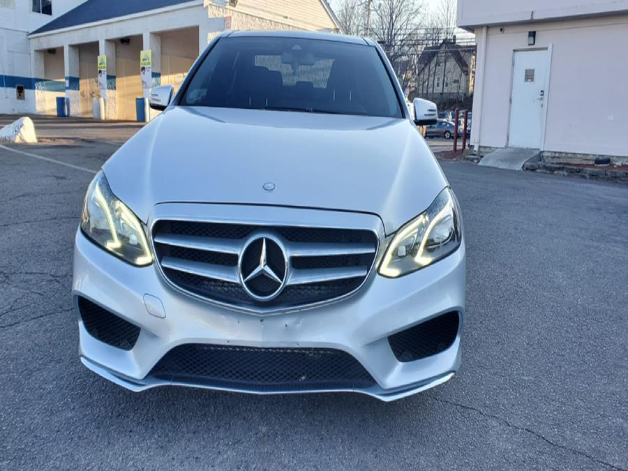 Used Mercedes-Benz E-Class 4dr Sdn E350 Sport 4MATIC 2014 | Capital Lease and Finance. Brockton, Massachusetts