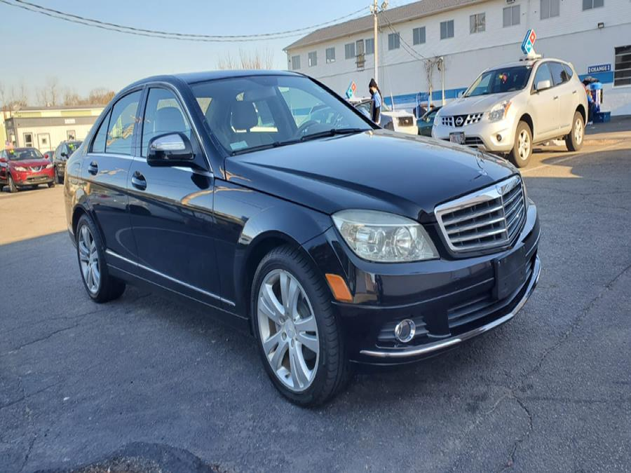 Used Mercedes-Benz C-Class 4dr Sdn 3.0L Luxury 4MATIC 2008 | Capital Lease and Finance. Brockton, Massachusetts