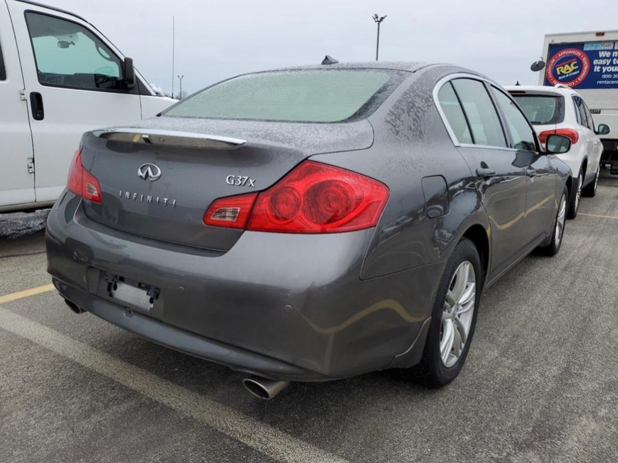 Used Infiniti G37 Sedan 4dr x AWD 2012   Capital Lease and Finance. Brockton, Massachusetts