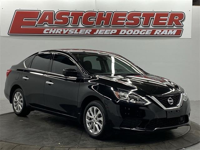 Used Nissan Sentra SV 2018 | Eastchester Motor Cars. Bronx, New York
