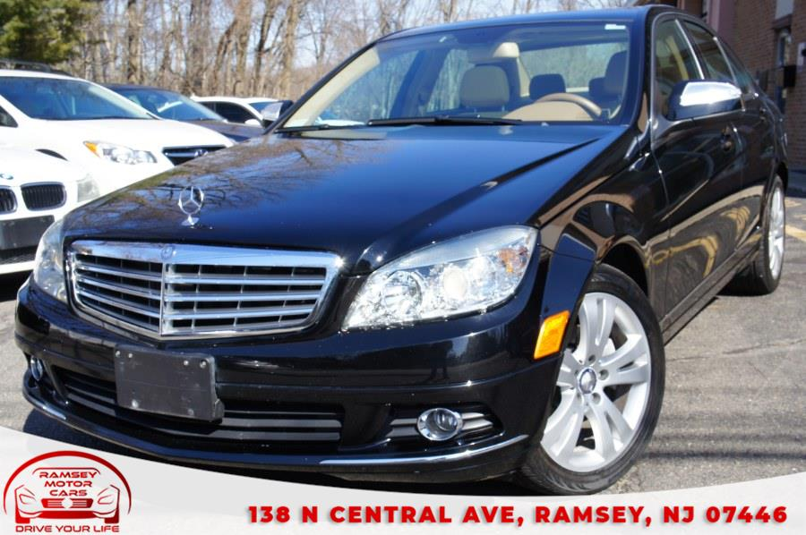 Used Mercedes-Benz C-Class 4dr Sdn 3.0L Luxury 4MATIC 2008 | Ramsey Motor Cars Inc. Ramsey, New Jersey