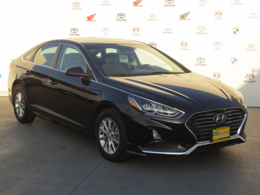 Used 2018 Hyundai Sonata in Santa Ana, California | Auto Max Of Santa Ana. Santa Ana, California