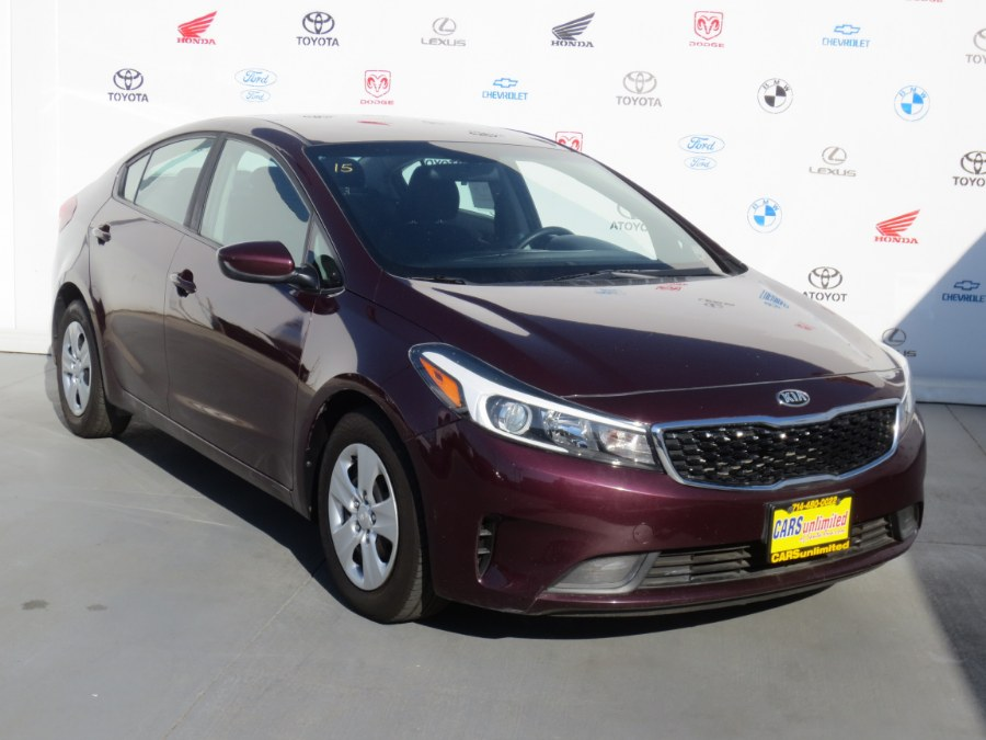 Used 2018 Kia Forte in Santa Ana, California | Auto Max Of Santa Ana. Santa Ana, California