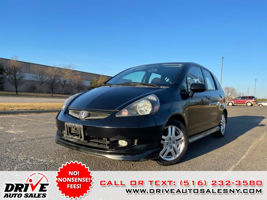 Used Honda Fit 5dr HB AT Sport 2007 | Drive Auto Sales. Bayshore, New York