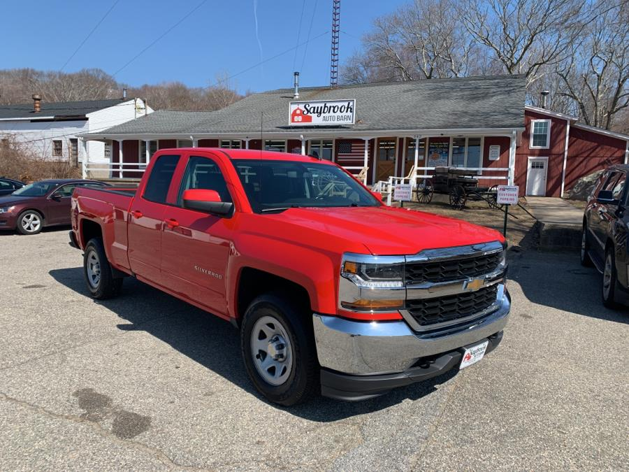 Used 2018 Chevrolet Silverado 1500 in Old Saybrook, Connecticut | Saybrook Auto Barn. Old Saybrook, Connecticut