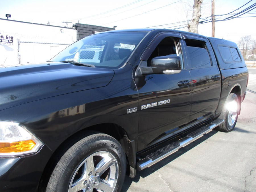 "Used Ram 1500 4WD Crew Cab 140.5"" Sport 2011 
