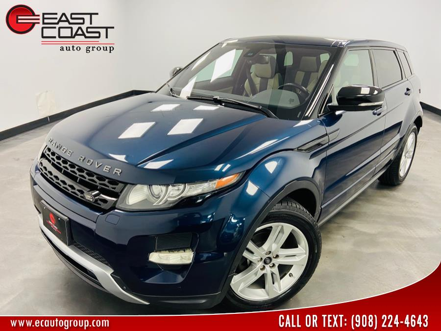 Used 2013 Land Rover Range Rover Evoque in Linden, New Jersey | East Coast Auto Group. Linden, New Jersey