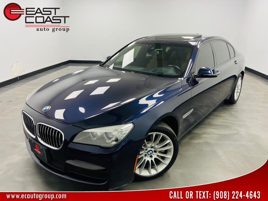 Used BMW 7 Series 4dr Sdn 750Li xDrive AWD 2014 | East Coast Auto Group. Linden, New Jersey