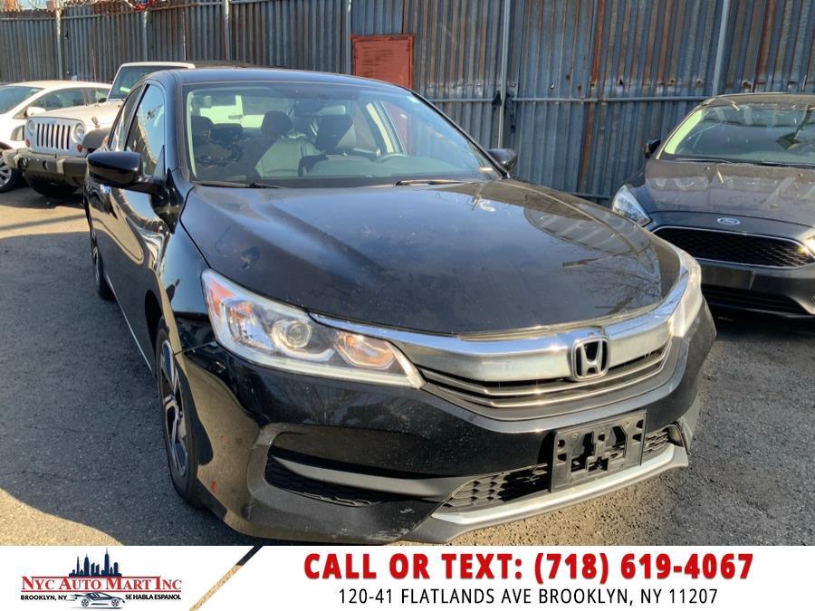 Used 2016 Honda Accord Sedan in Brooklyn, New York | NYC Automart Inc. Brooklyn, New York