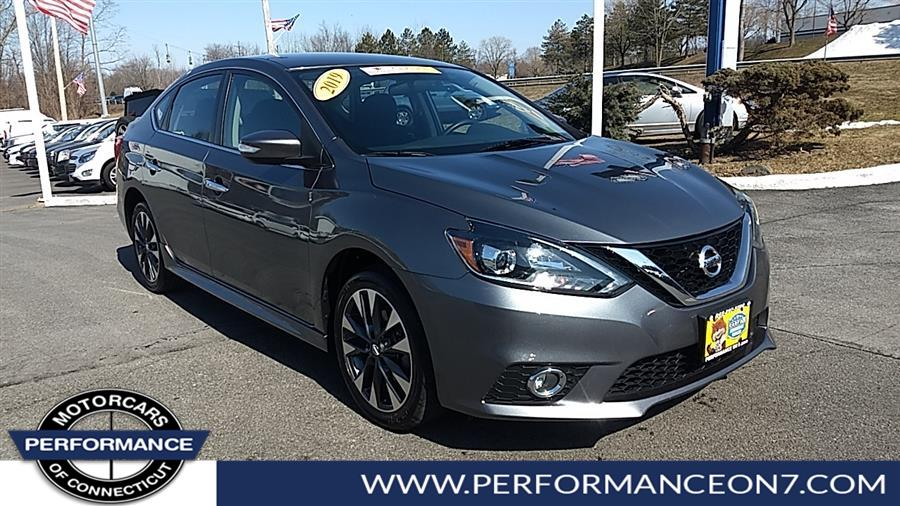 Used Nissan Sentra S CVT 2019 | Performance Motor Cars. Wilton, Connecticut