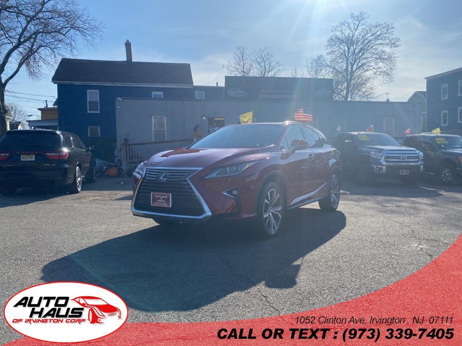 Used 2018 Lexus RX in Irvington , New Jersey | Auto Haus of Irvington Corp. Irvington , New Jersey