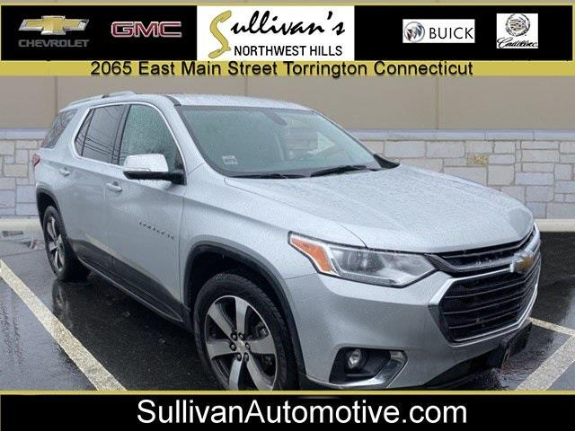 Used 2018 Chevrolet Traverse in Avon, Connecticut | Sullivan Automotive Group. Avon, Connecticut