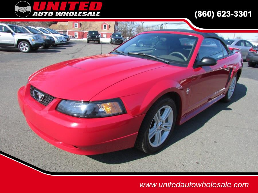 Used 2003 Ford Mustang in East Windsor, Connecticut | United Auto Sales of E Windsor, Inc. East Windsor, Connecticut